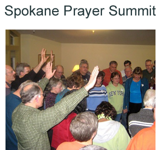 Spokane Prayer Summit